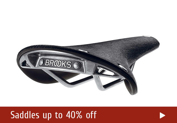 Winter Deals on Saddles for Classic Bicycles
