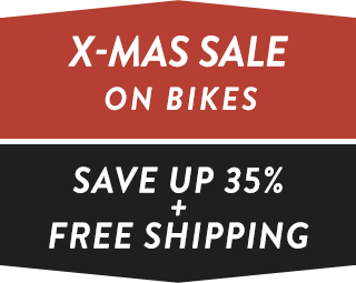 X-MAs Sale on Bikes