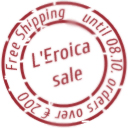 L'Eroica 2015 Sale! Free Shipping on all orders over € 200 until 08.10.2015!!