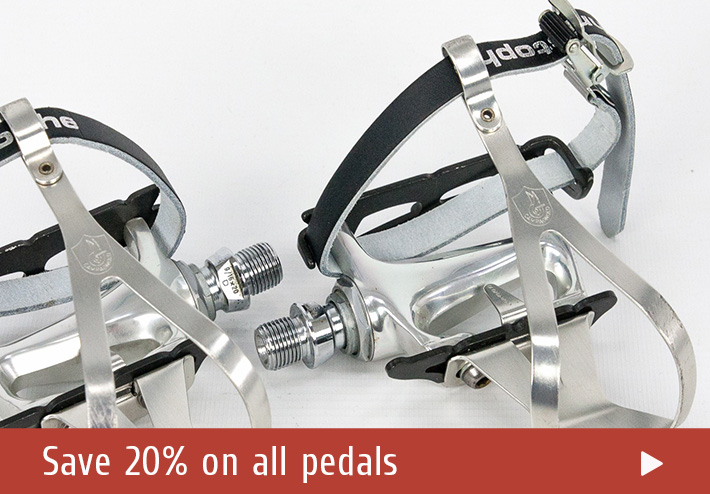Summer Sale on Pedals